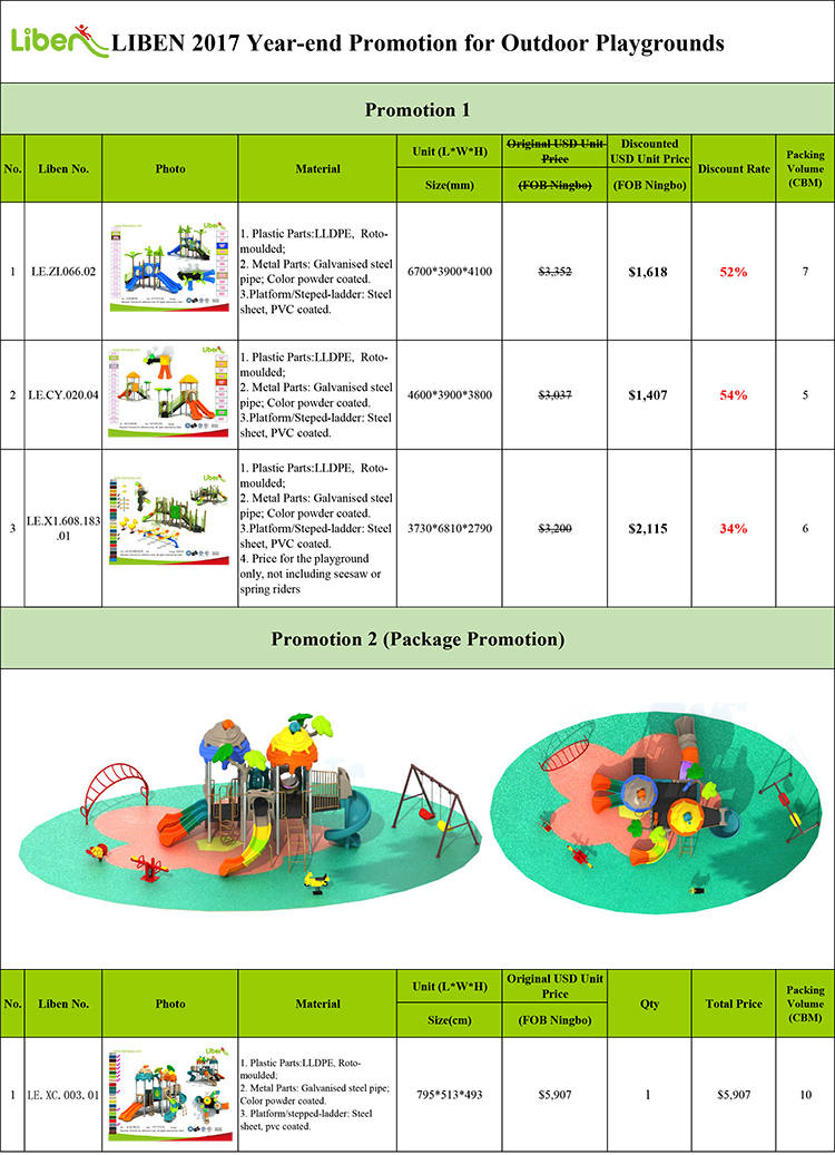 Liben Outdoor Playgrounds Sales-1