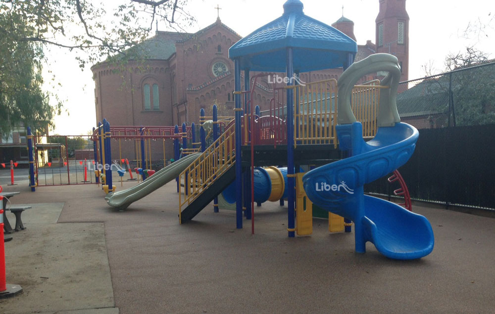 Liben Outdoor Playground Project in Australia
