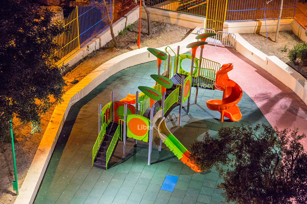 Liben Outdoor Playground Project in Malta