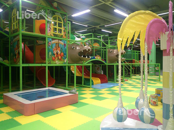 Liben Indoor Playground Project in Finland