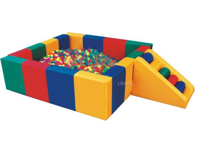 China Liben Children Soft Play Ball Pool For Sale Le Qc 015