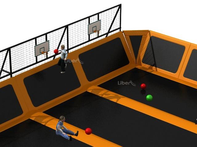 trampoline park for fun. Black Bedroom Furniture Sets. Home Design Ideas