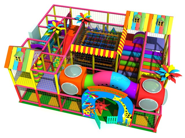 China Liben Indoor Play Structure for Kids LE.T6.409.030.00