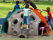 Kids Outdoor Playground dome climbing structure