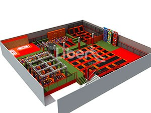 To buy Trampoline Park Factory in China