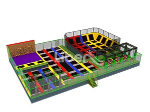 Reliable China Trampoline Park Factory
