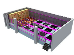 European Standard Trampoline Park Supplier