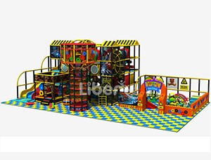 low price customized small indoor soft mazes seller made in China
