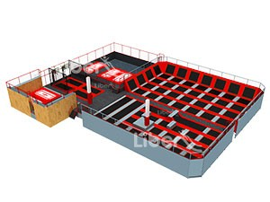 China Best Professional Trampoline Park Supplier