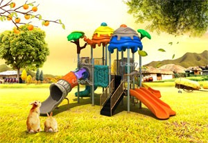 Children Backyard Playground Supplier