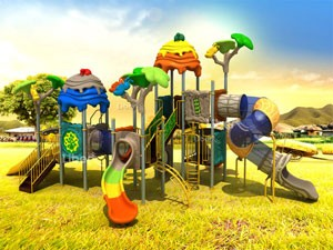 China Quality Outdoor Park Playground Equipment