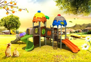 China High Quality Backyard Playground Supplier