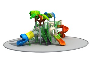 New Design Outdoor Playground