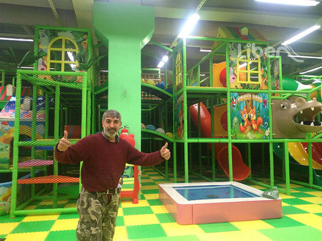 Indoor Soft Play-Finland