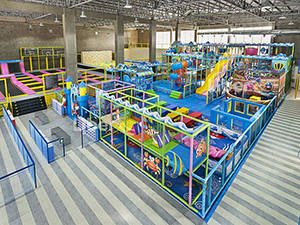 Indoor Playground Projects