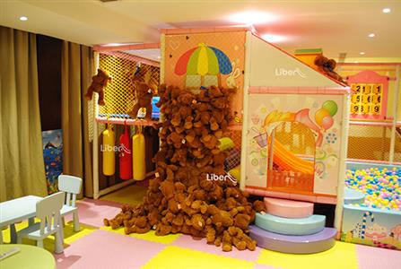 Liben Indoor Playground Project in Ningbo,China-2