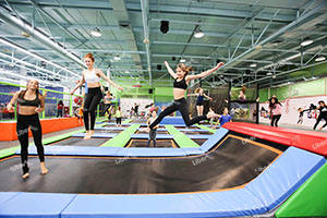 7 benefits of Jumping in Trampoline Park for Kids