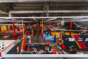 5 cost investment details about indoor trampoline park