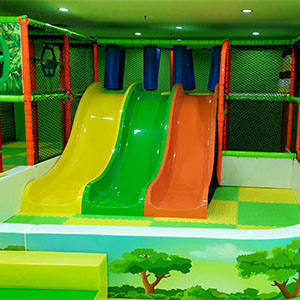 What Games Can Play in Indoor Soft Play?