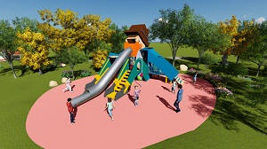 What Factors Affect the Price of Custom Outdoor Playground?