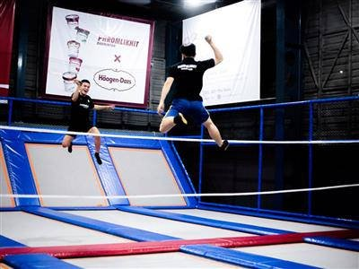 Liben Trampoline Park Games Project (5)
