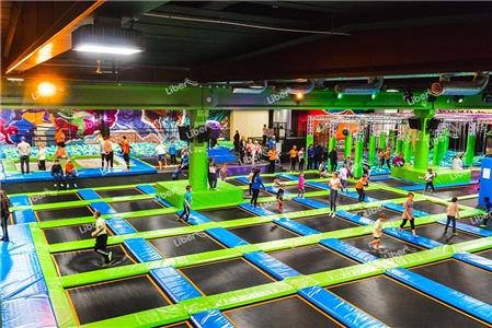 Norway Trampoline Park