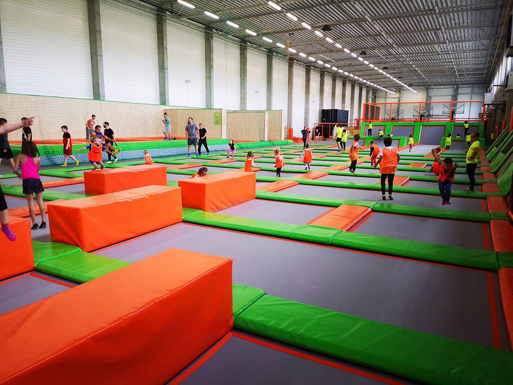 What Is The Investment Prospect Of The Trampoline Park?