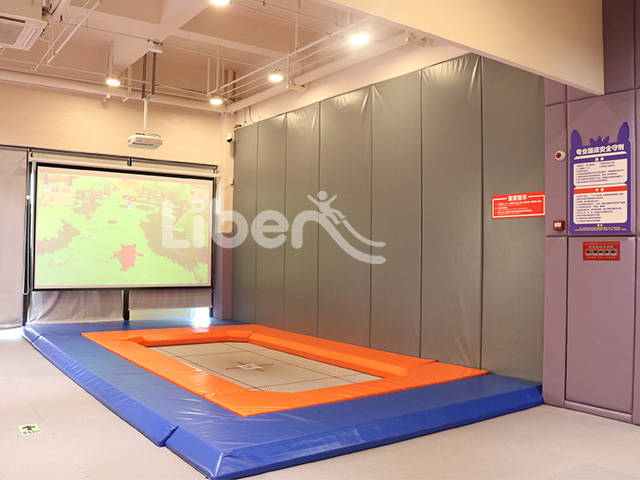 How Much Does It Invest To Set Up Interactive Trampoline?