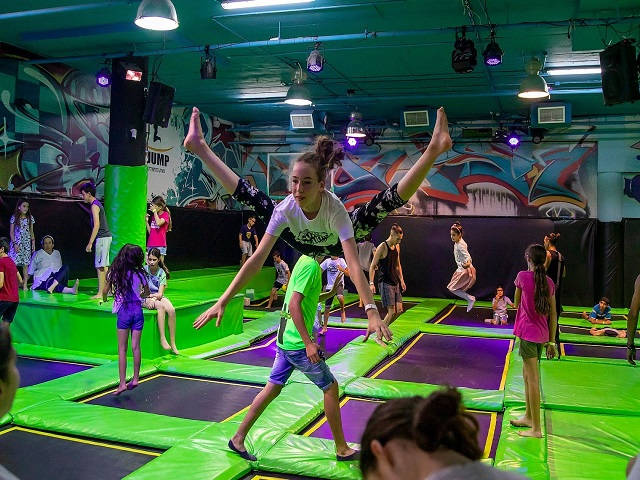 What Are The Benefits of Interactive Trampoline Game for Children?