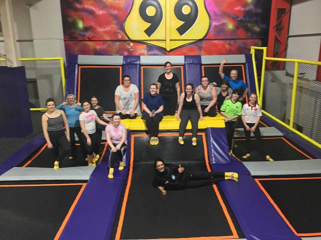 How to invest 500 square meter trampoline park?