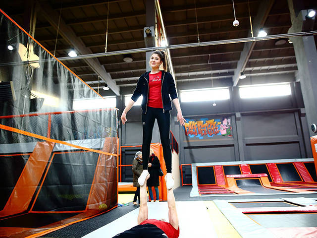 Why Is The Smart Trampoline Park So Popular?