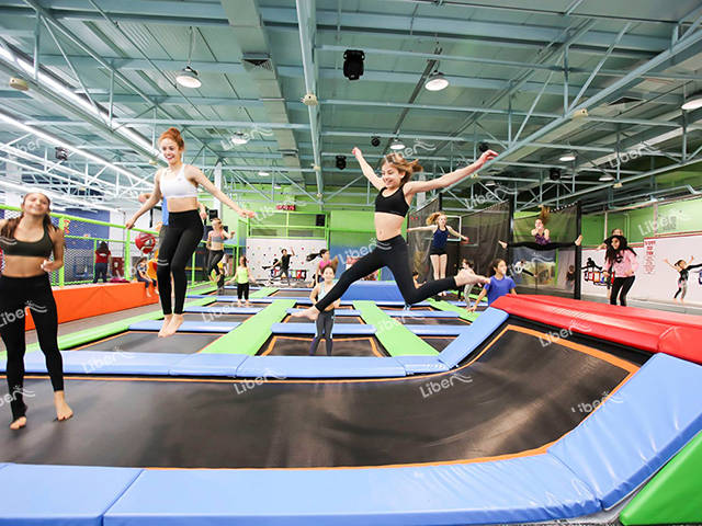 How To Invest In A  Smart Trampoline Park?