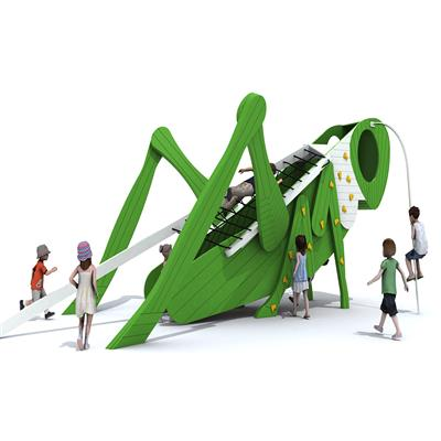 Custom Children playground Climbing toys, Castle Outdoor playground equipment playground