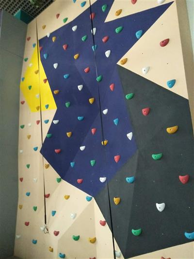 Children  Boulder Climbing Wall
