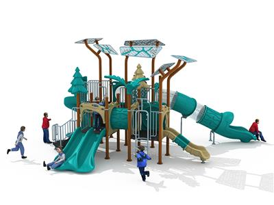 Wisdom Theme Outdoor Playground