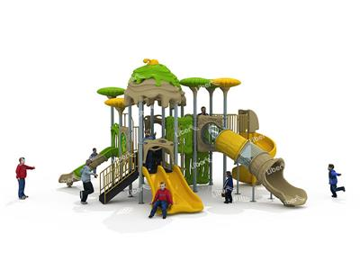 Outdoor Combined Slide Equipment