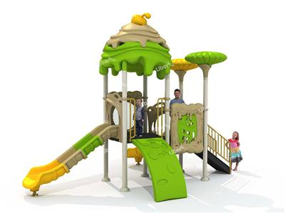 Outdoor Children's Playground Equipment