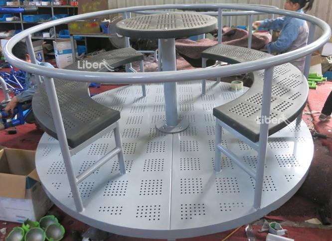 Playground Merry-go-round photo