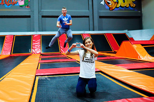 Poland Indoor Trampoline Park Project