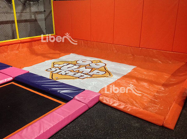 UK Indoor Trampoline Park Project