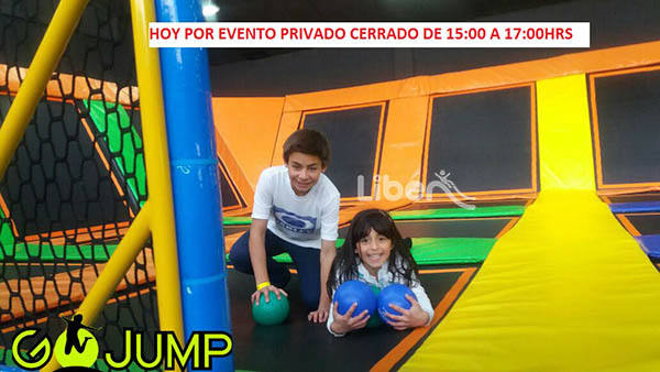 Chile Kids Indoor Trampoline project