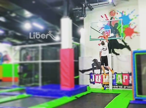 Israel Indoor Trampoline Project