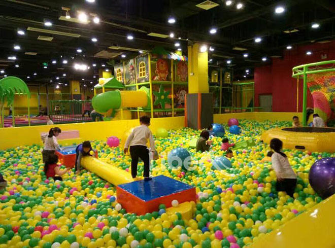 Kids Indoor Soft Play Trampoline Park Supplier in China (8)