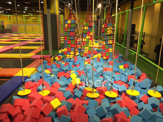 Kids Indoor Soft Play Trampoline Park Supplier in China (9)