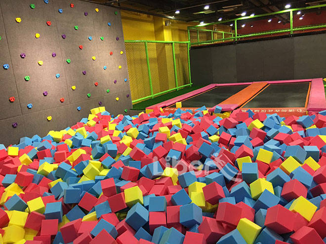 Kids Indoor Soft Play Trampoline Park Supplier in China (10)
