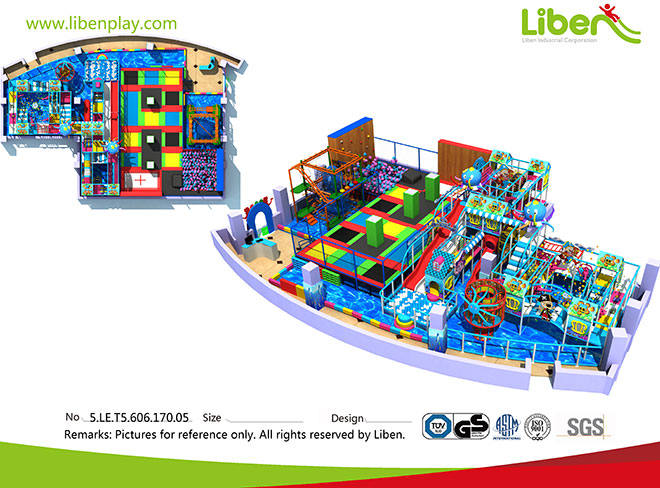5.LE.T5.606.170.05 ASTM certified China largest professional indoor soft play supplier (5)